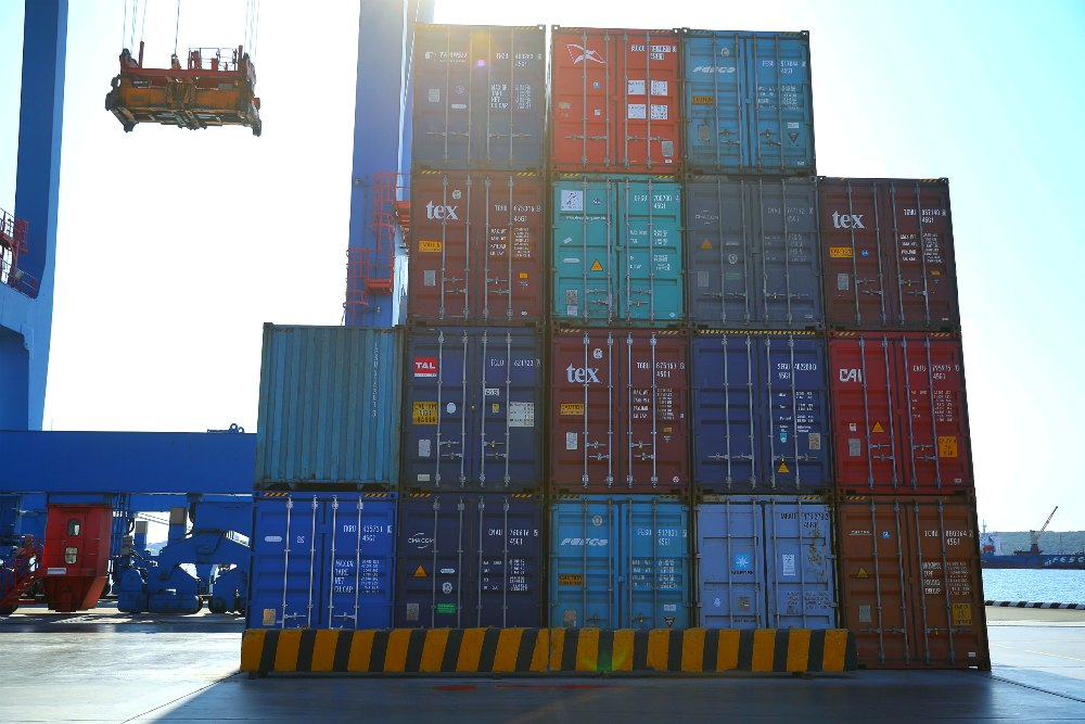 Доставка контейнера из Китая в Новосибирск