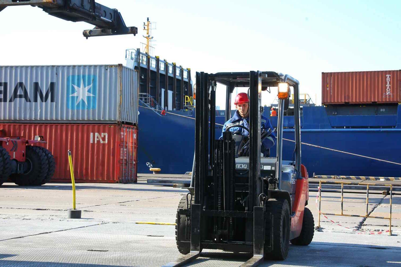 Доставка контейнеров в Новосибирск